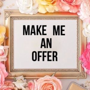 Other - Bundle and make an offer!